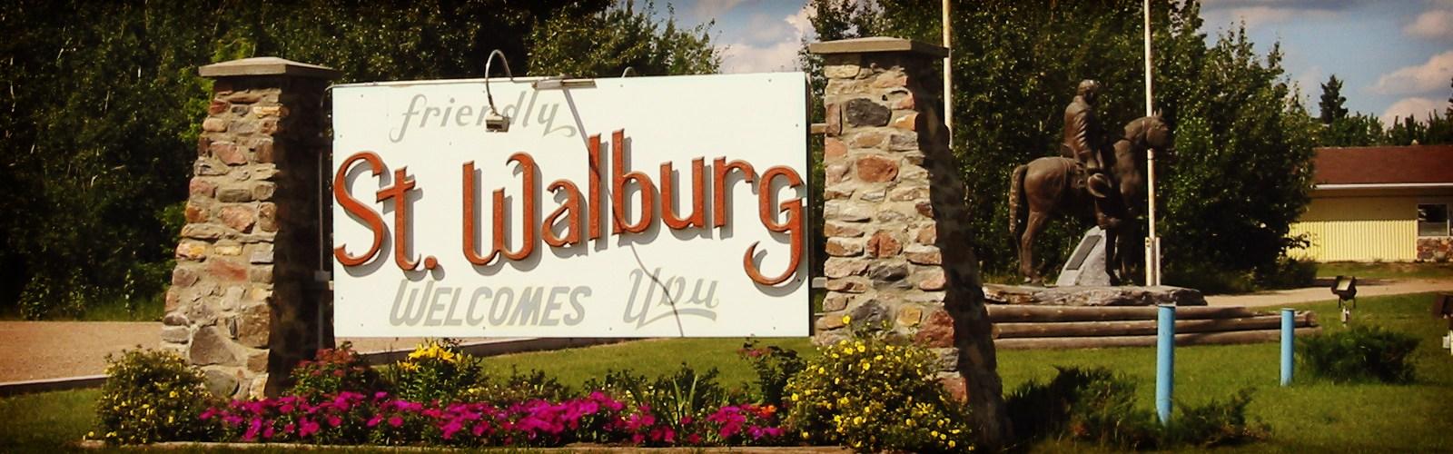 Friendly St.Walburg.