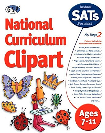 National Curriculum Clipart Key Sta: Amazon.co.uk: Software.
