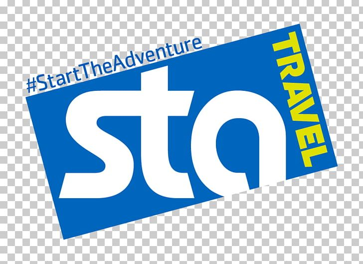 STA Travel PNG, Clipart, Area, Banner, Blue, Brand, Discount.