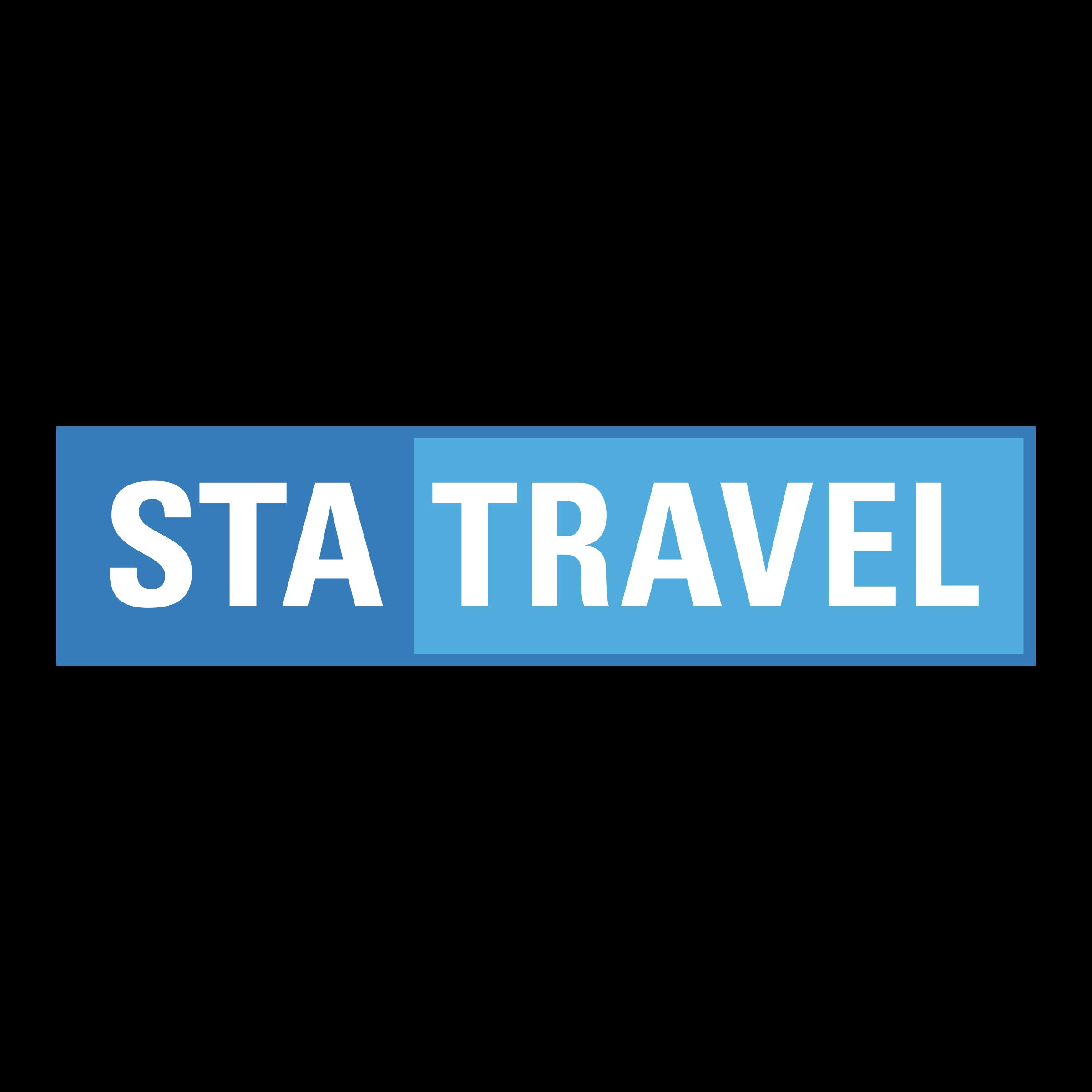 STA Travel Logo PNG Transparent & SVG Vector.