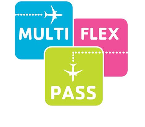 Multiflex Flight Passes.