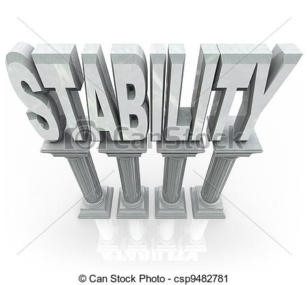 Stability Illustrations and Clipart. 9,147 Stability royalty free.