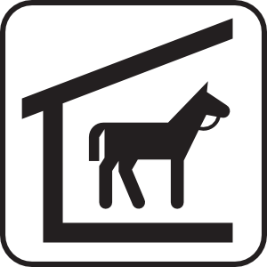 Stable 20clipart.