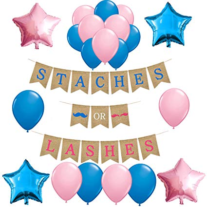 Amazon.com: Gender Reveal Party Supplies and Decorations.