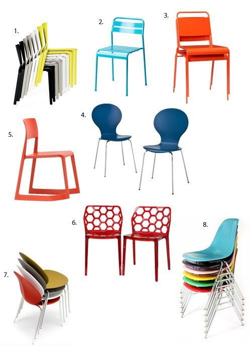 25+ best ideas about Stacking Chairs on Pinterest.