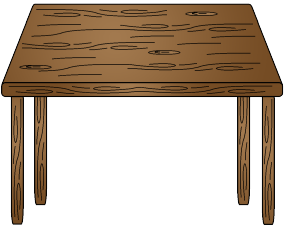 Clipart For Wood Furniture.