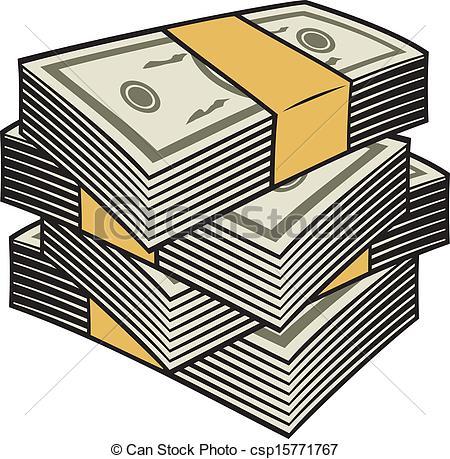 Stack Of Money Clipart & Stack Of Money Clip Art Images.