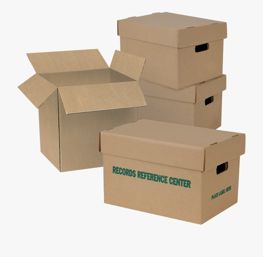 Stack Of Boxes Png.