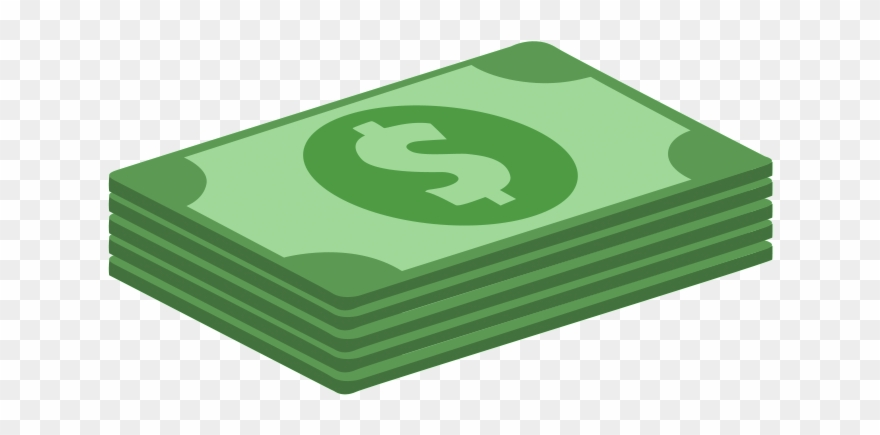 Stack Of Money Icon Motion Graphic Stock Transparent.