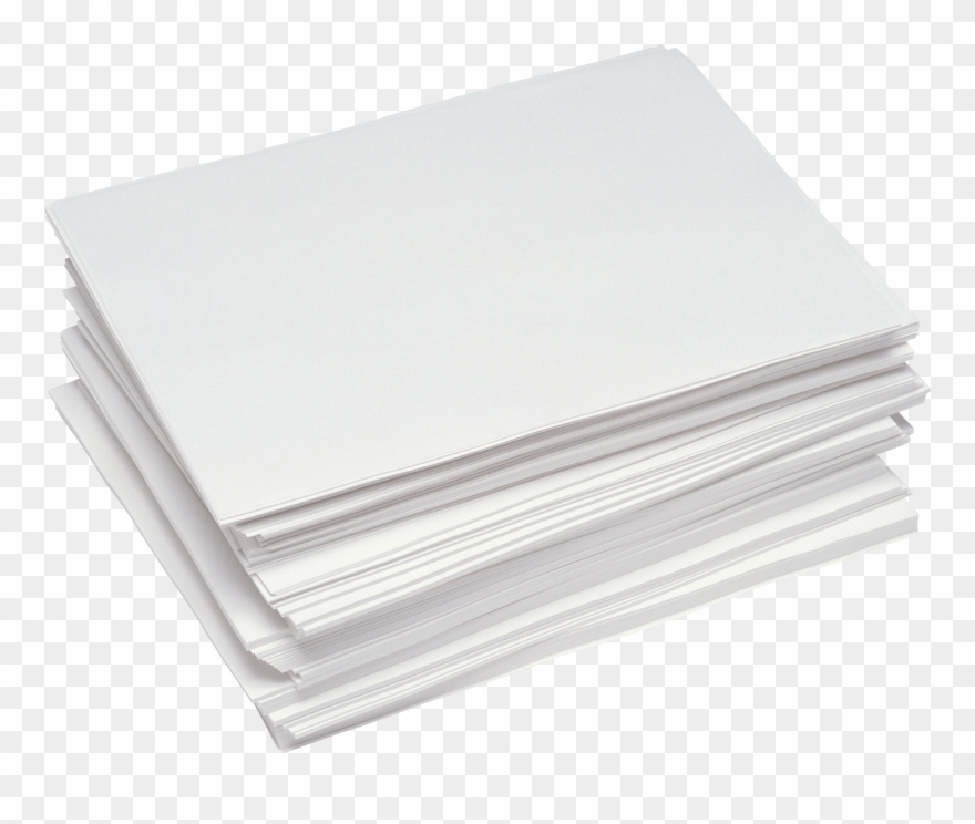 Stack Of Paper Clipart (#2980108).