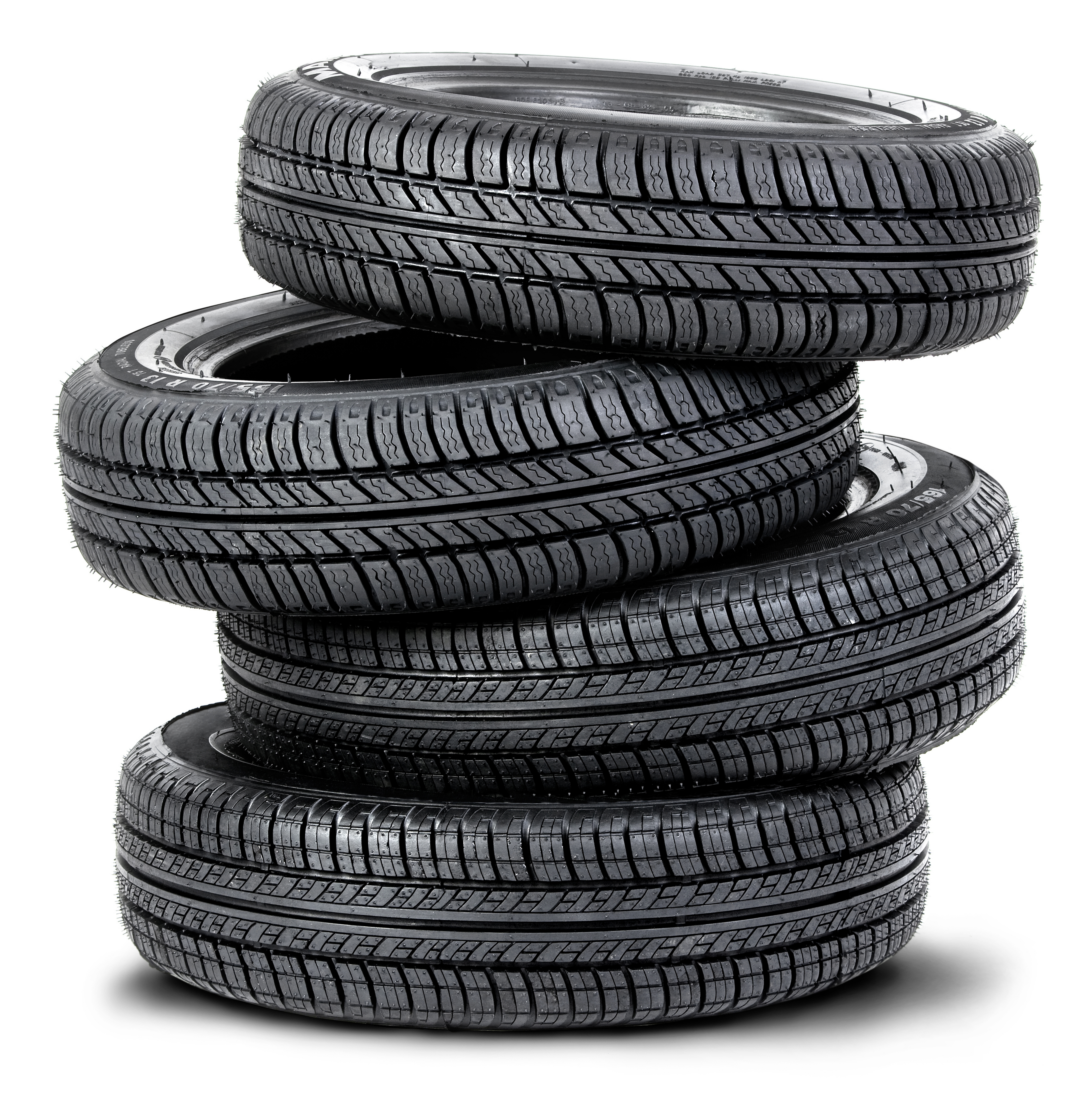 268 Tires free clipart.