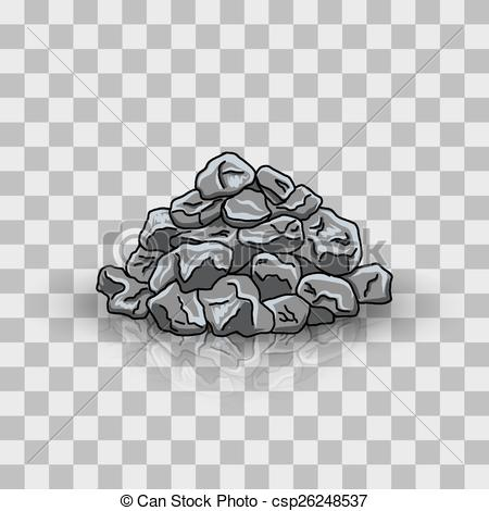 Stone stack clipart #5