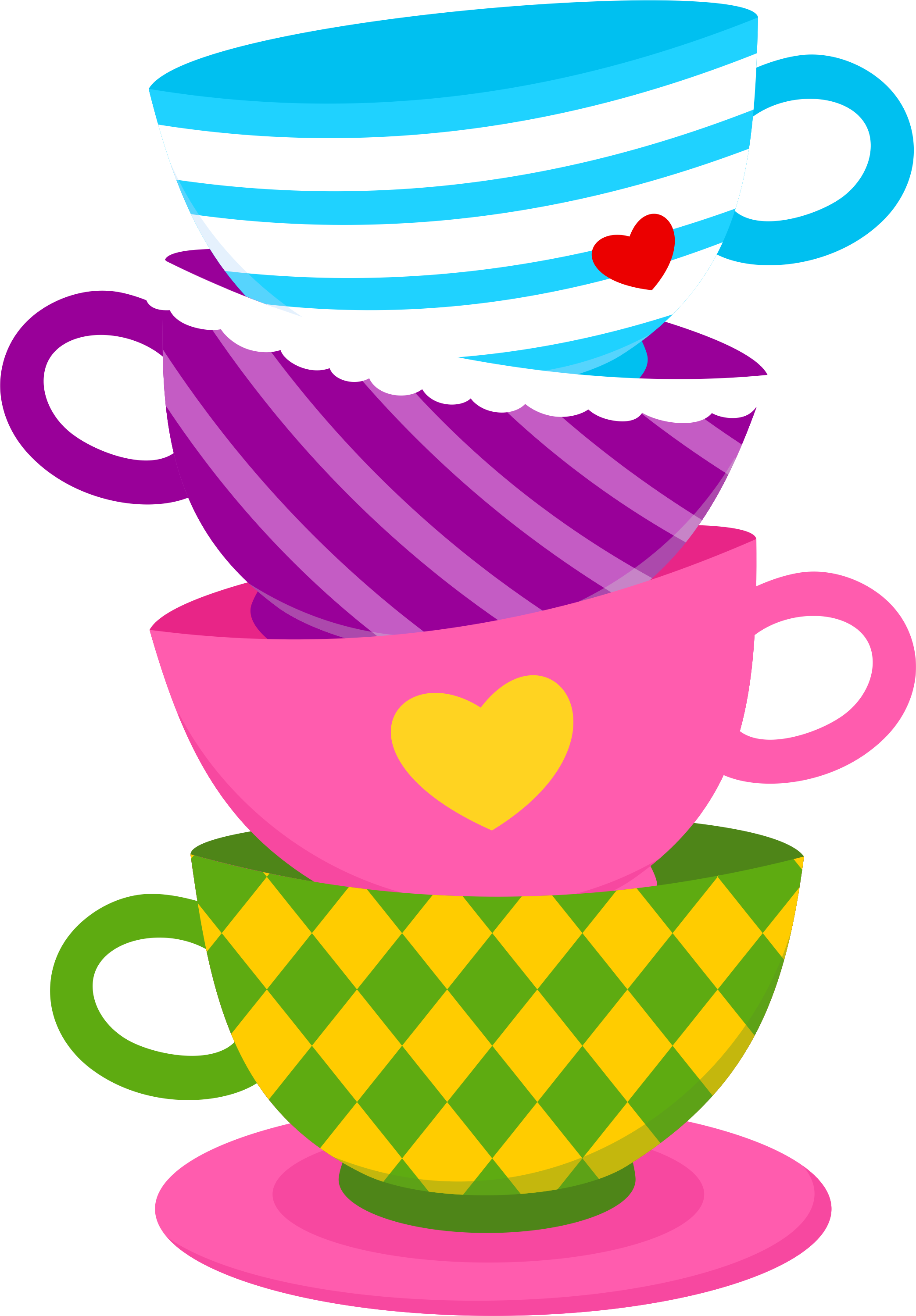 Cups clipart stacked cup, Cups stacked cup Transparent FREE.