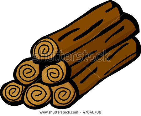 Stacked Firewood Stock Photos, Royalty.