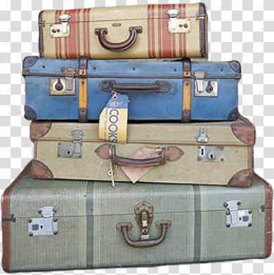 Luggage clipart stacked suitcase, Luggage stacked suitcase.