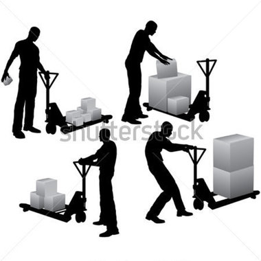 Gallery For > Warehouse Stock Picker Clipart.