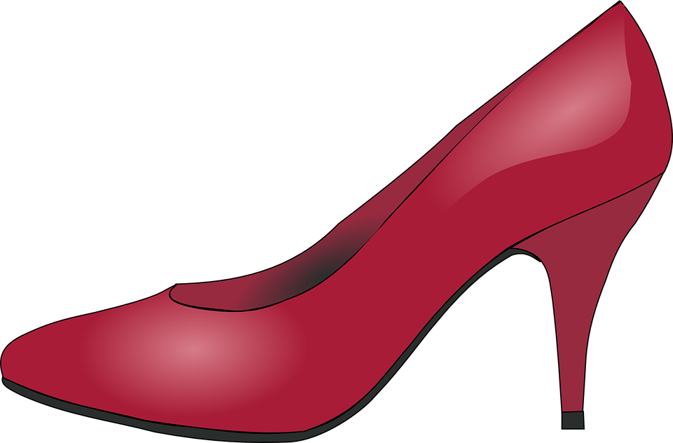 Free vector graphic: High Heels, High.