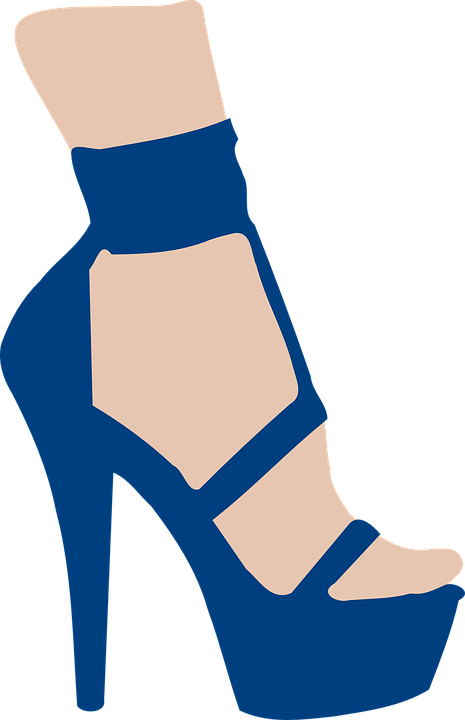 Free vector graphic: High Heel, Stilettos, Shoes.