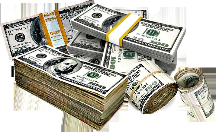 Cash Money Bank Coin Bubba Stacks.