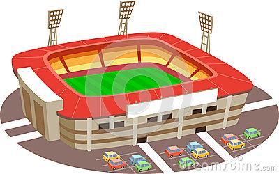 Stadium Clip Art Free.