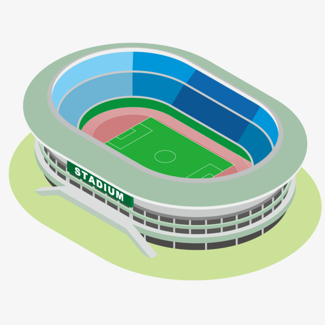 Stadium, Games, Physical Education, Cour #161414.