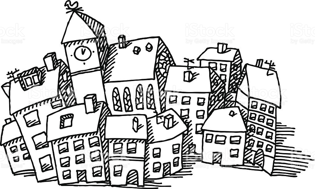 Stadt clipart 3 » Clipart Station.