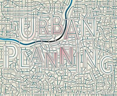 Stadtplanung Stockfotos.