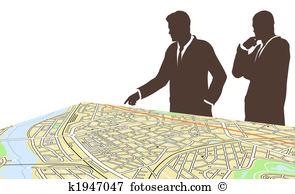 Stadtplaner Clipart und Illustrationen. 109 stadtplaner Clip Art.