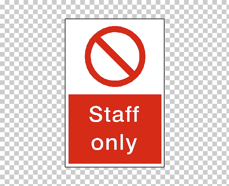 Logo Number Brand Sign Sink, staff only PNG clipart.