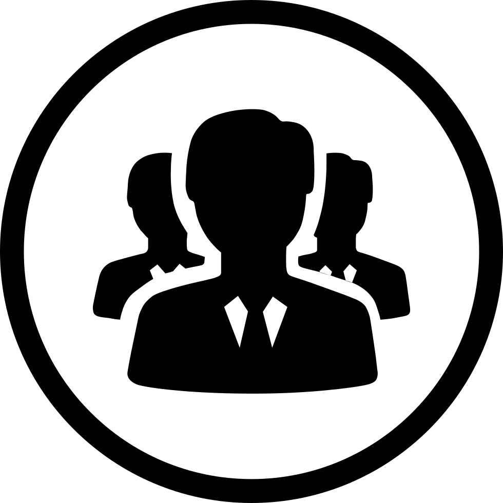 Staff Management Svg Png Icon Free Download (#383253.