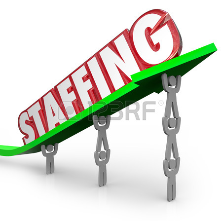 temporary employees : Staffing.