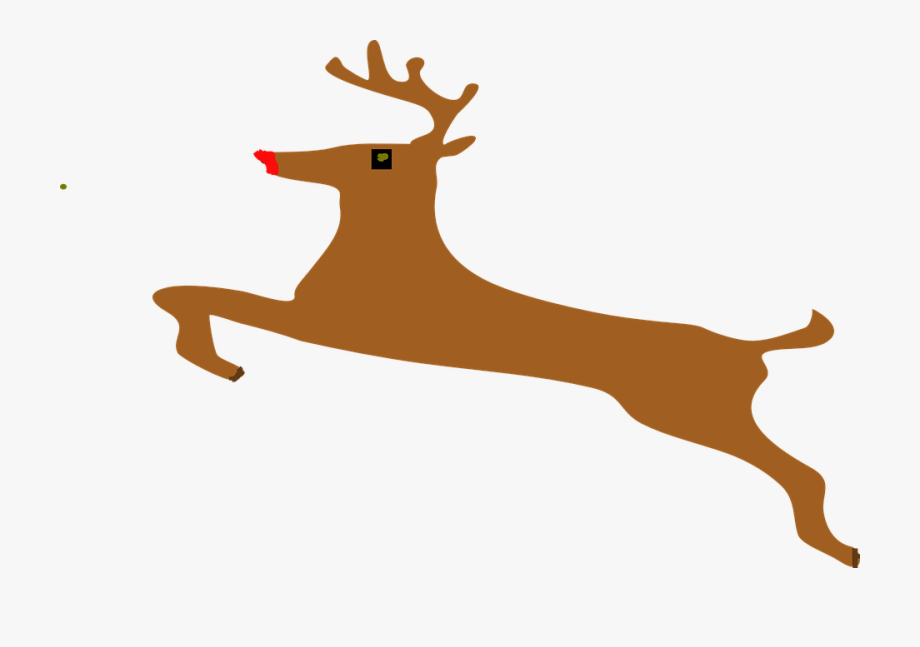 Stag Clipart Animal.