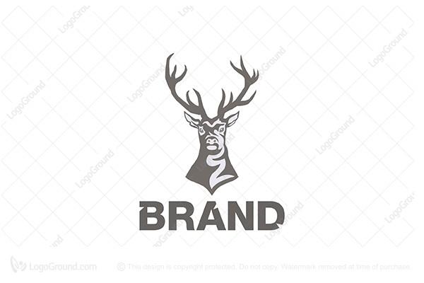 Exclusive Logo 35260, Stag Logo.