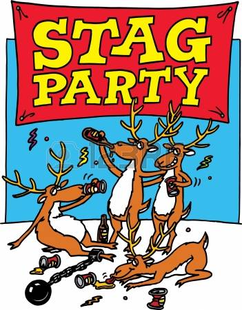 Stag Party Stock Illustrations, Cliparts And Royalty Free Stag.