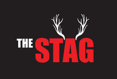 Stag Party Stock Illustrations.
