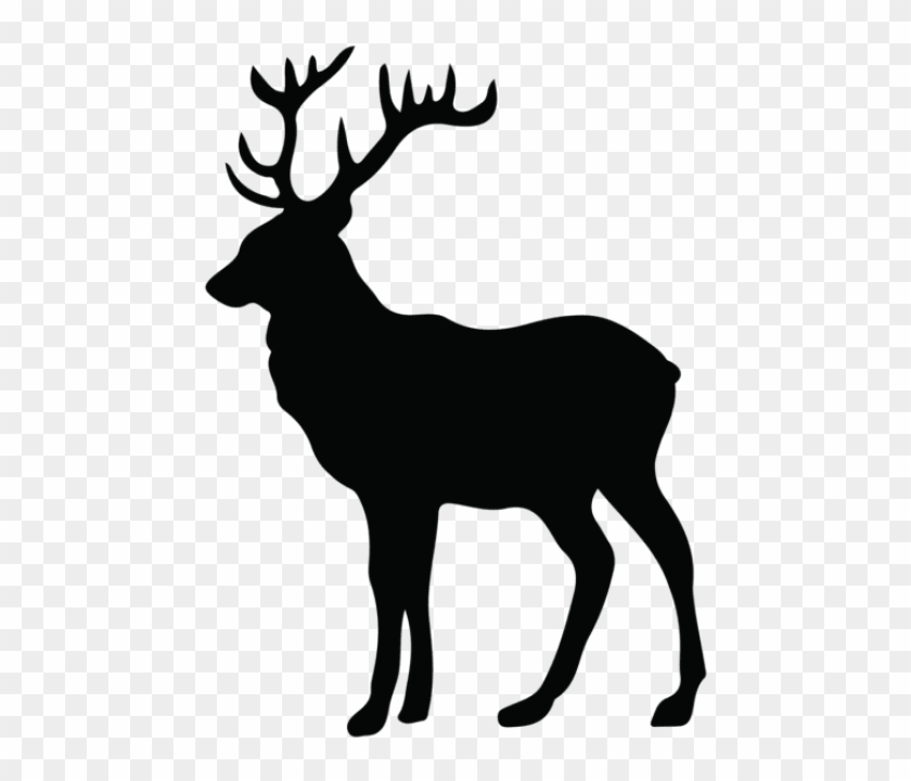 Free Png Stag Silhouette Png.