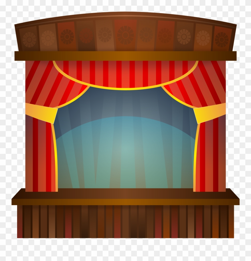 Images For Clip Art Curtains.