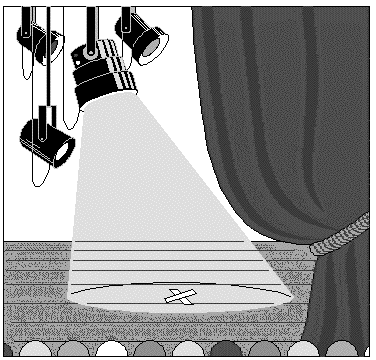 Stage Clip Art Download