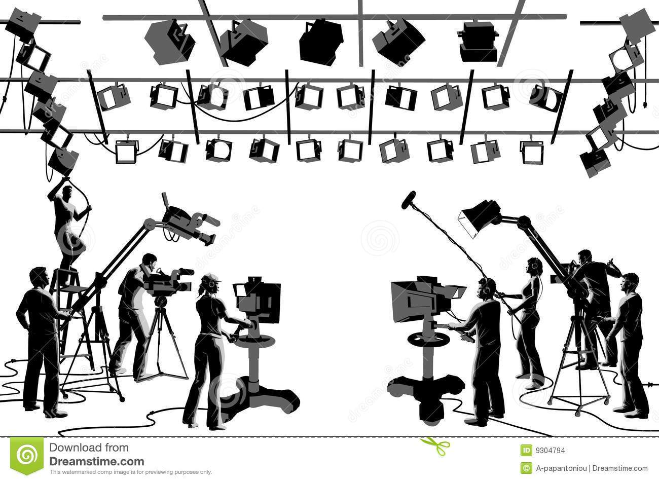 Stage crew clipart 3 » Clipart Portal.