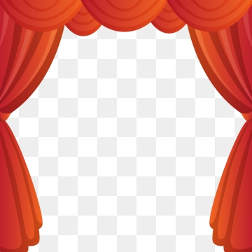 Stage Curtain Png, Vector, PSD, and Clipart With Transparent.