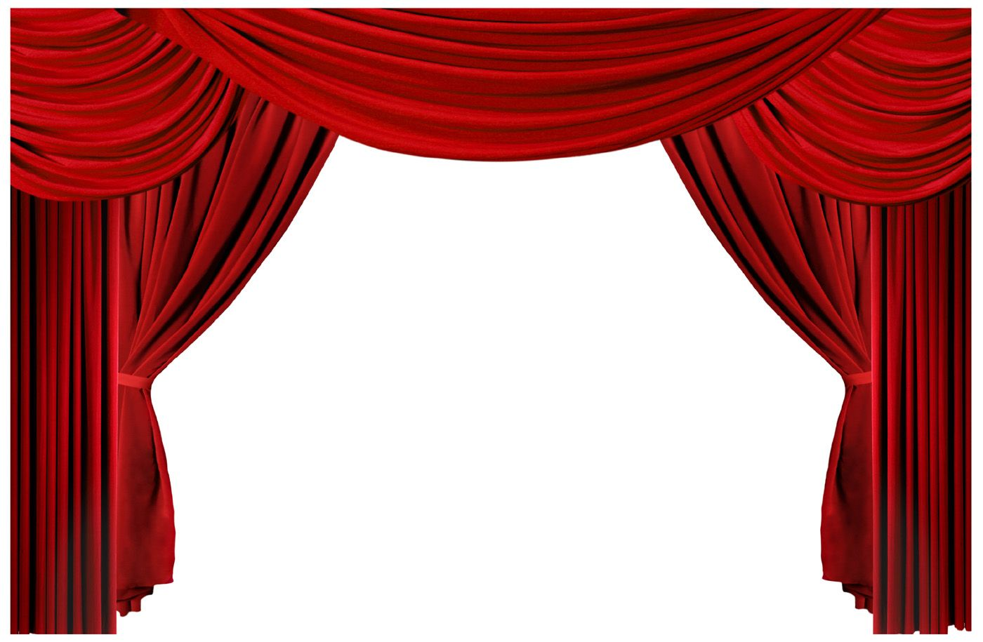 Theater Curtains.