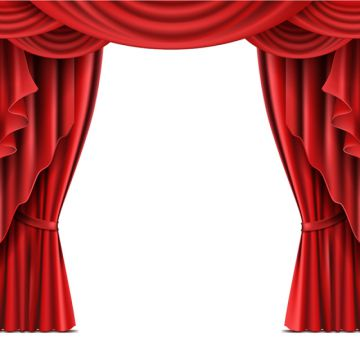 Stage Curtain PNG Images.