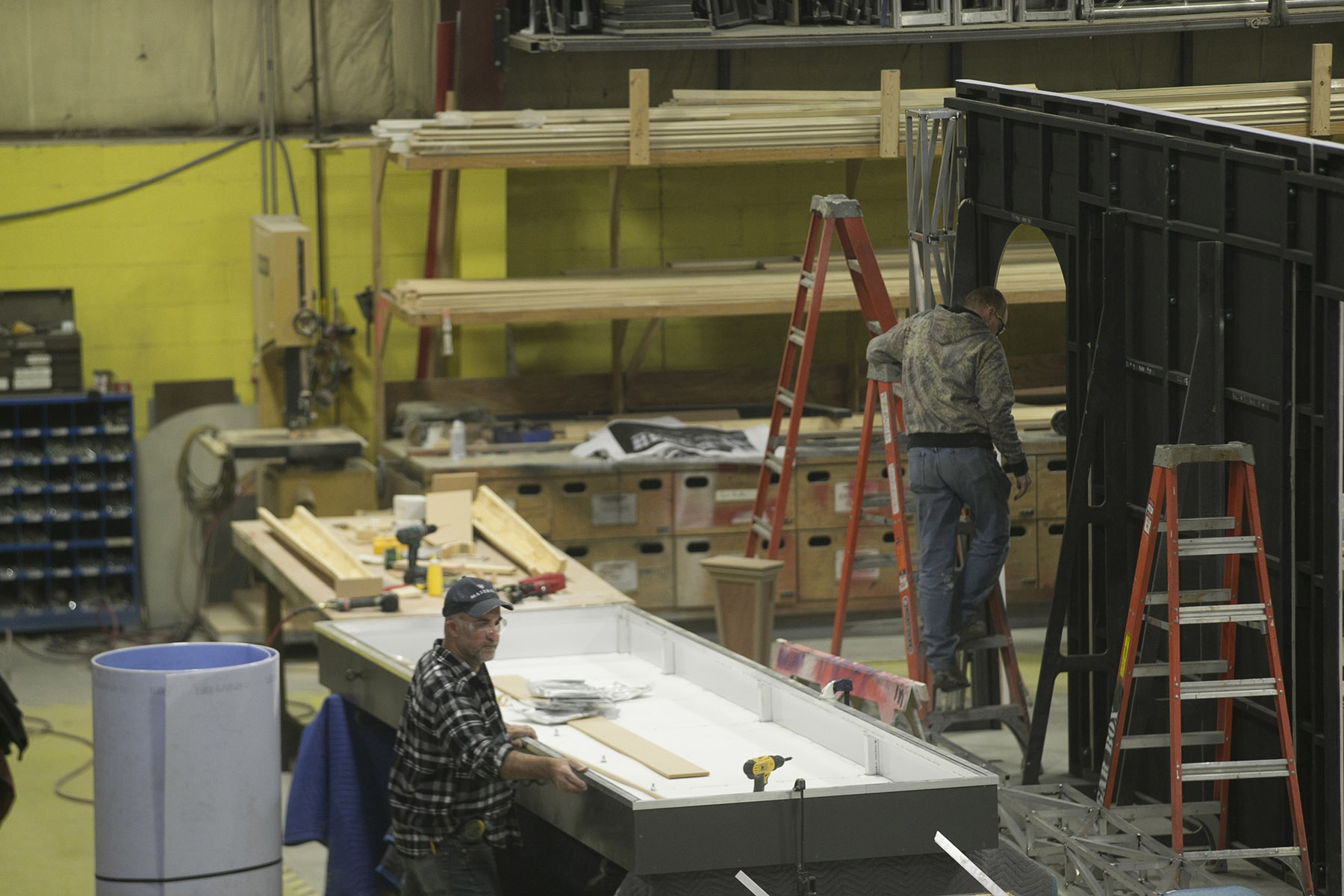 Hofstra Globe Stage Makes History with Hamlet.