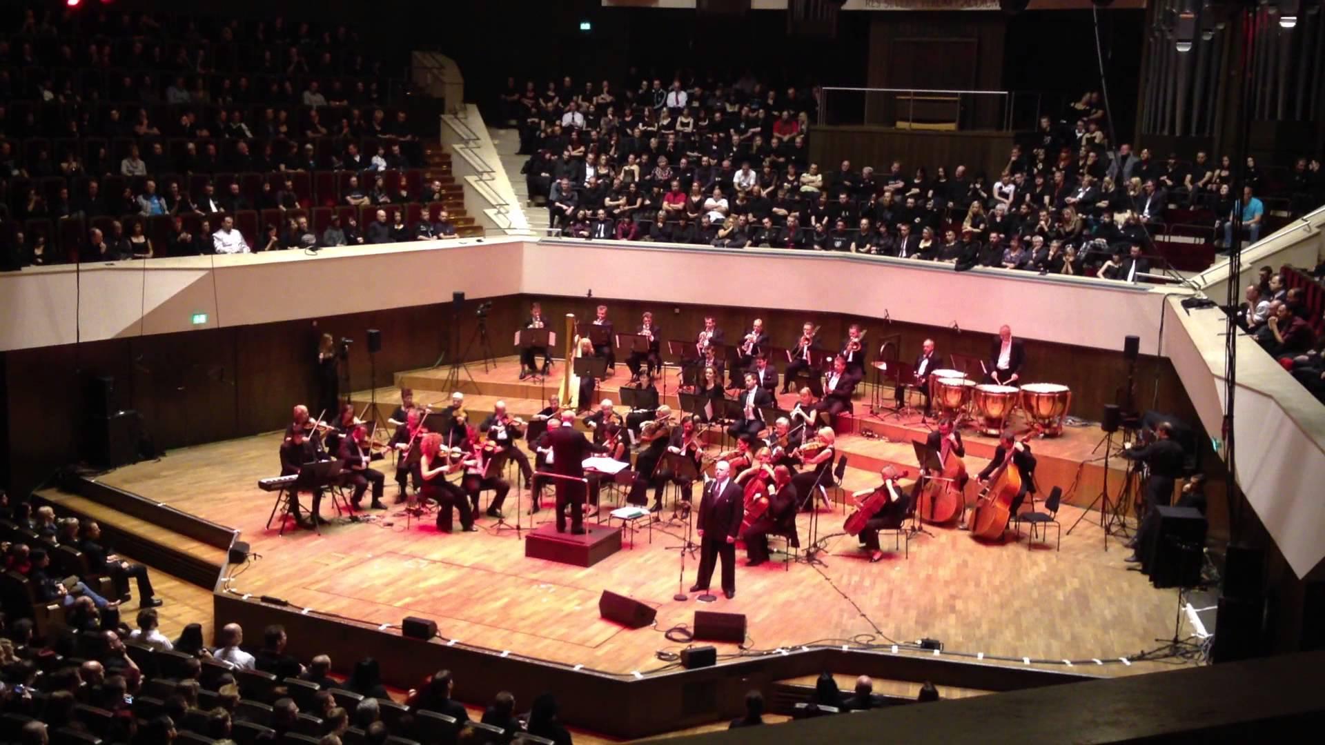 VNV Nation Beloved @ Gothic meets Klassik (Live Orchestral).