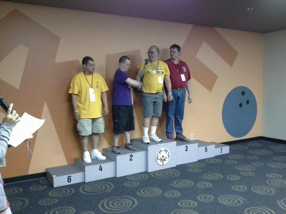 Special Olympics Ohio.