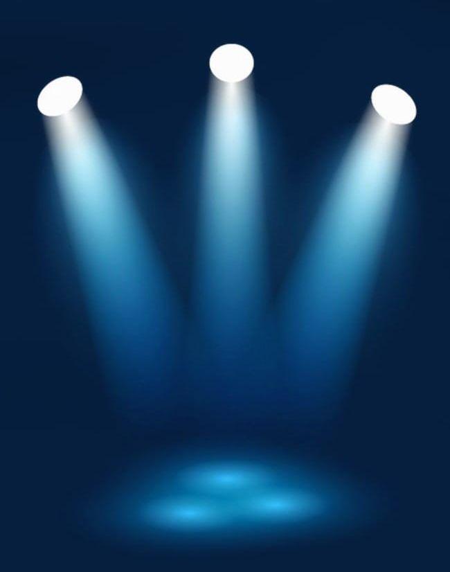 Blue Stage Light Effect PNG, Clipart, Blue, Blue Clipart.
