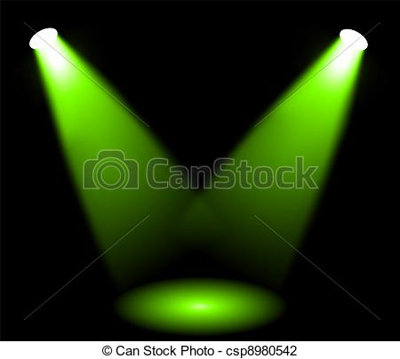 Stage lights Vector Clipart Royalty Free. 6,463 Stage lights clip.