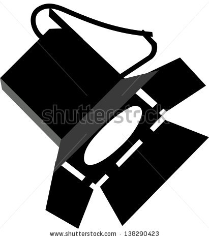 Stage Lights Stock Images, Royalty.