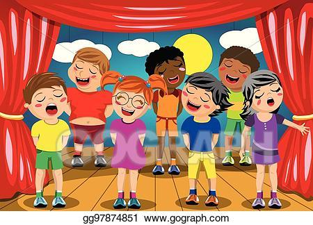 Stage play clipart 5 » Clipart Portal.