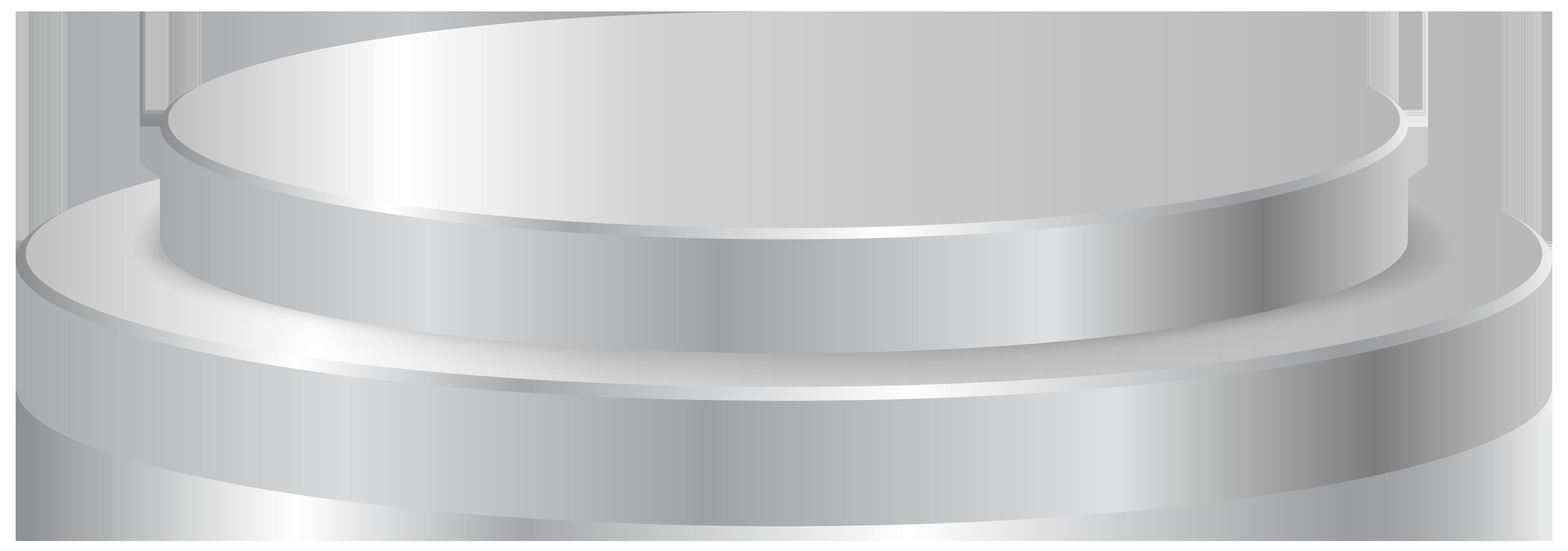 Podium Stage Transparent PNG Clip Art Image.